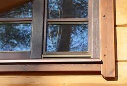 Окна из экзотических пород