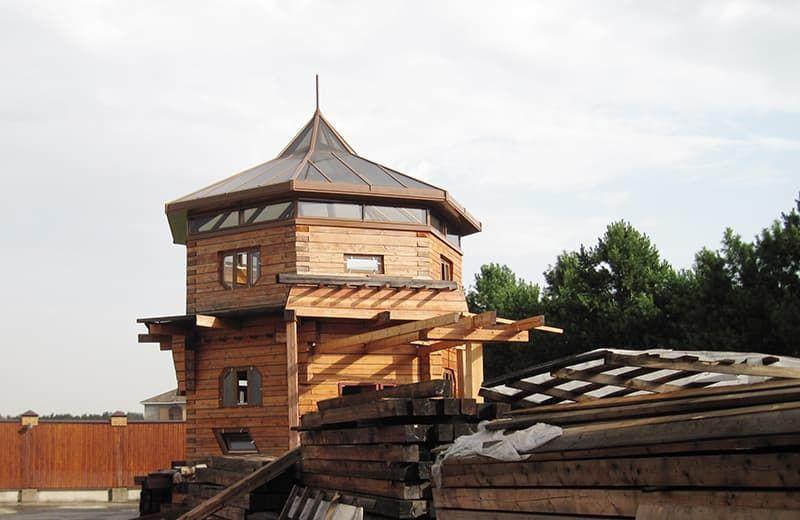 Стеклянные крыши и зенитные фонари