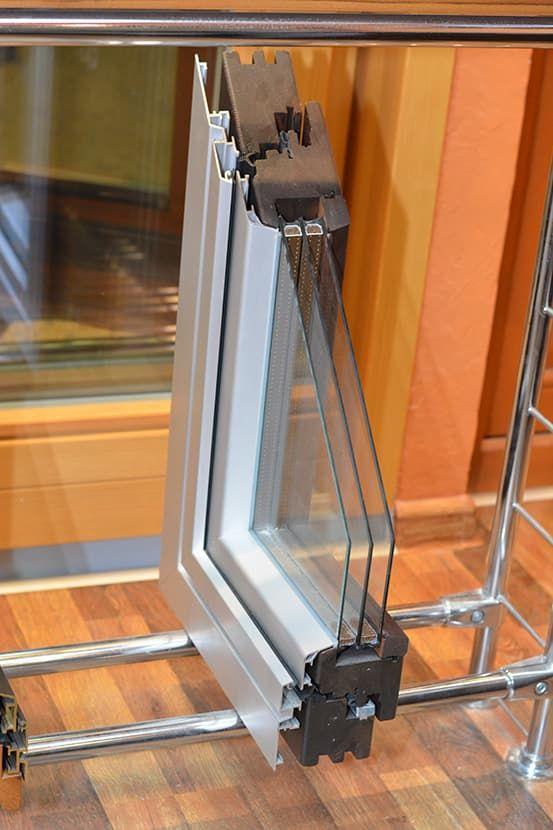 Для чего устанавливается алюминиевый оклад на деревянные окна