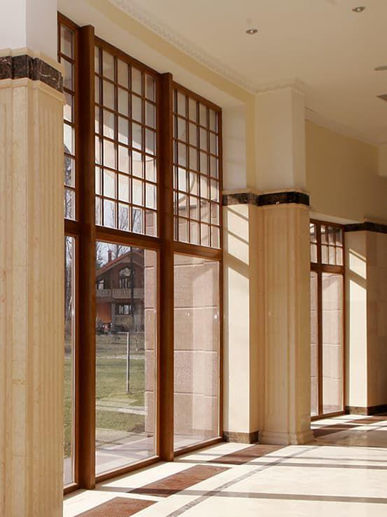 Окна как важная часть пассивного дома