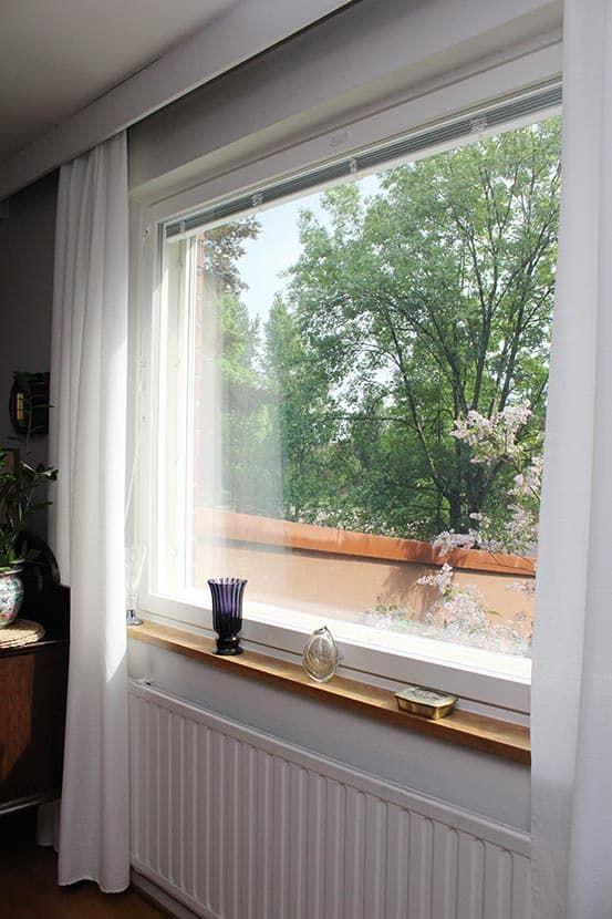 Деревянные окна для квартиры
