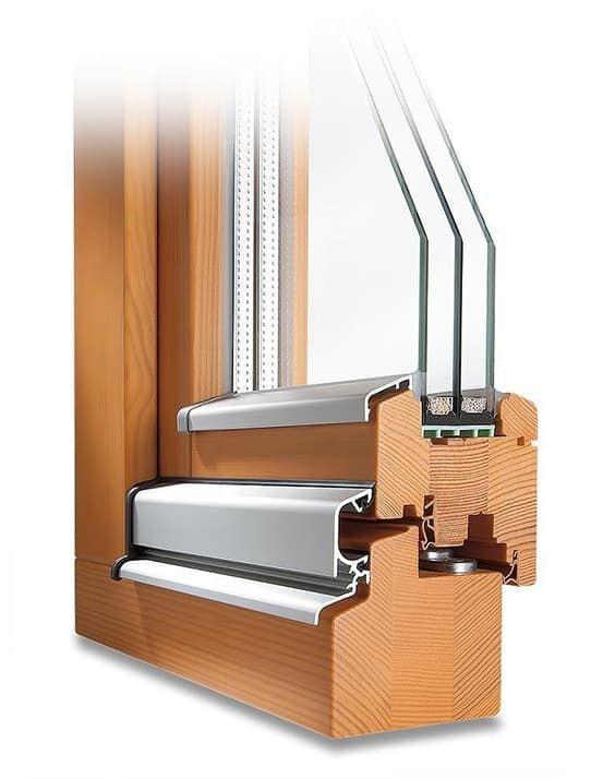 Сосна как оптимальный материал для деревянных окон