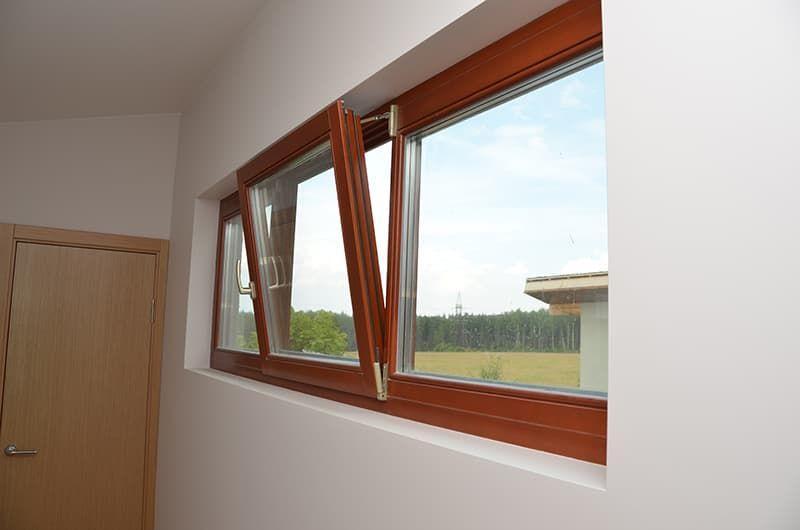 Из каких материалов изготавливаются деревянные окна