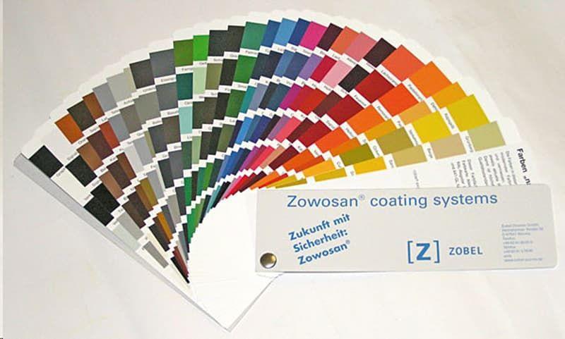 Краска для деревянных окон Zobel/Zowosan