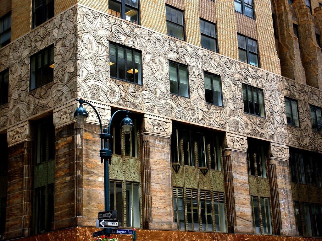 Стиль Ар-деко в деревянных окнах
