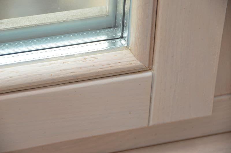Деревянные окна из дуба – качество, проверенное временем