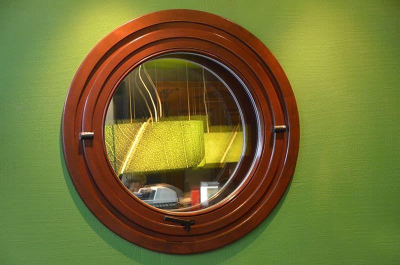 Какой формы могут быть деревянные окна
