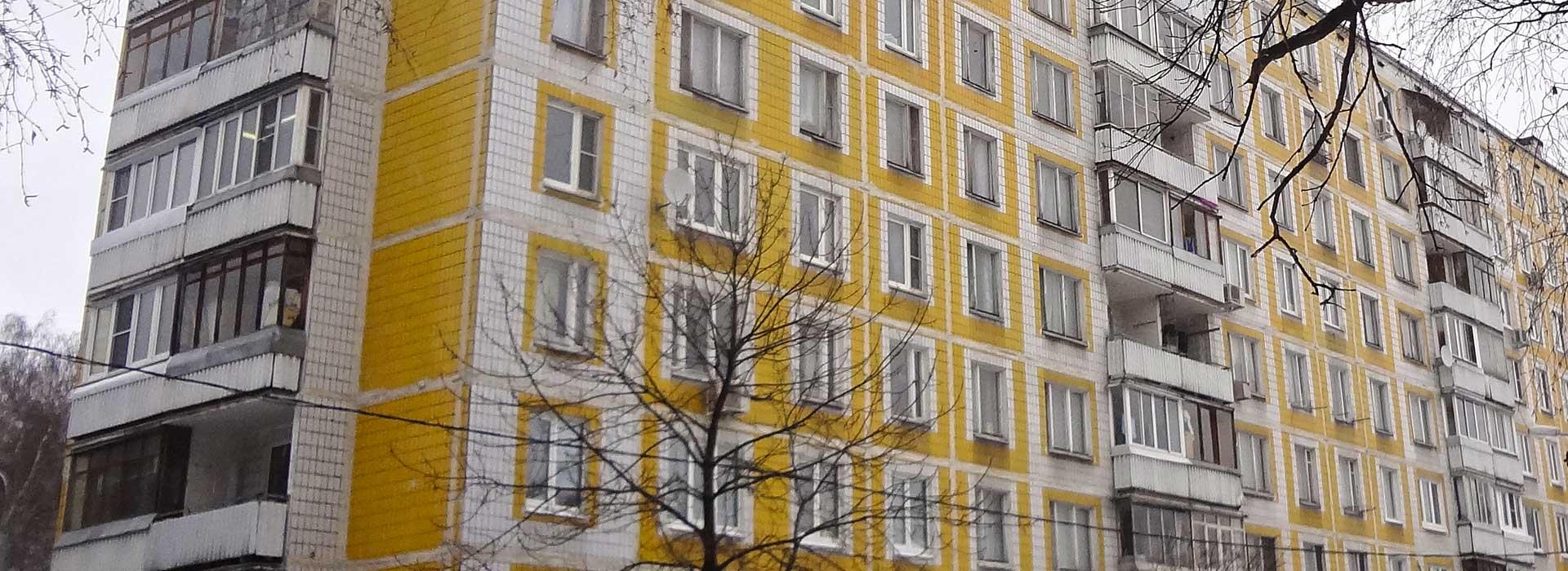 Деревянные окна в дома серии II-49