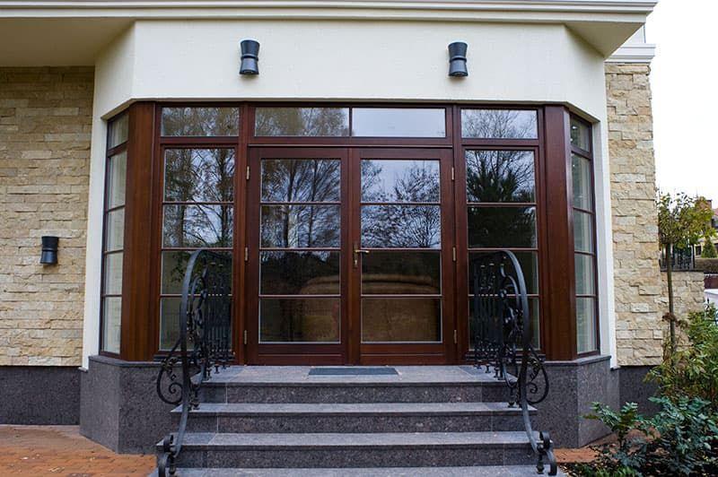Megrame - Деревянные окна из Литвы