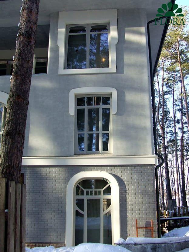 Окна из Латвии
