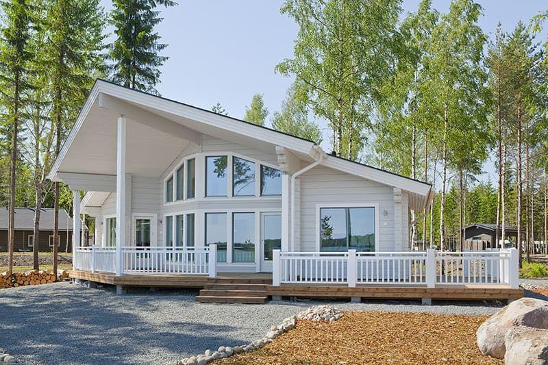 Модельный ряд финских деревянных окон Tiivi