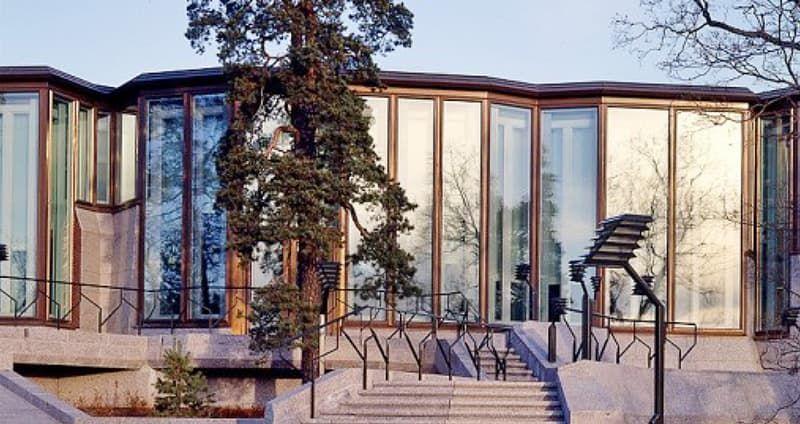 финские деревянные окна Profin