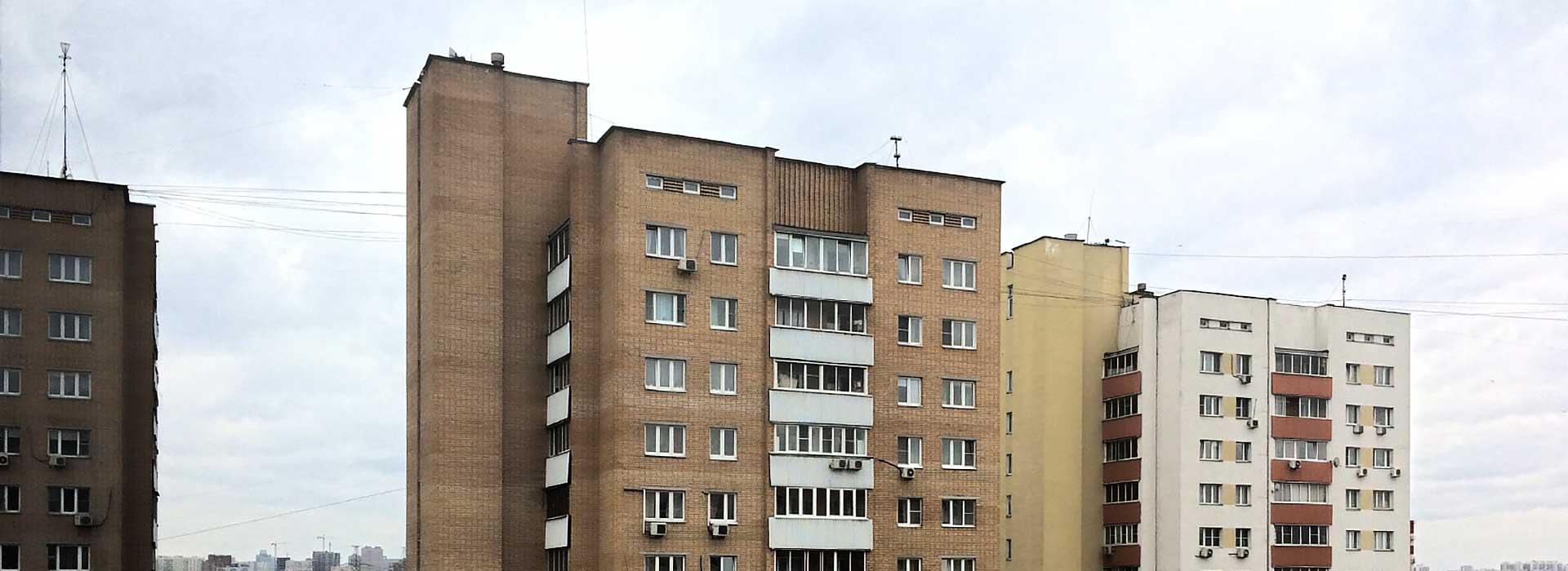 Деревянные окна в дома серии II-67/Башня Москворецкая
