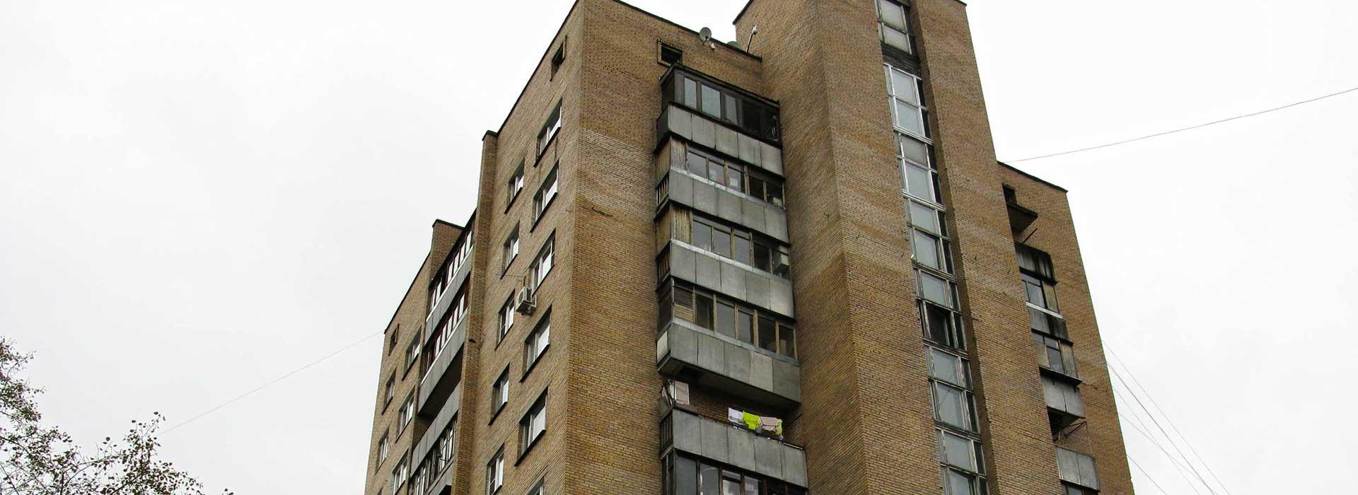 Деревянные окна в дома серии II-67/Башня Смирновская
