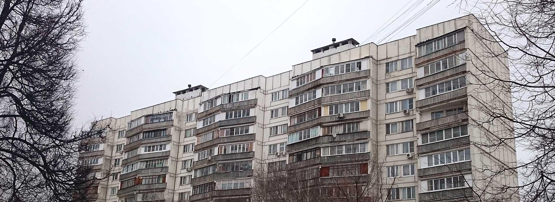 Деревянные окна в дома серии II-68-02/12К