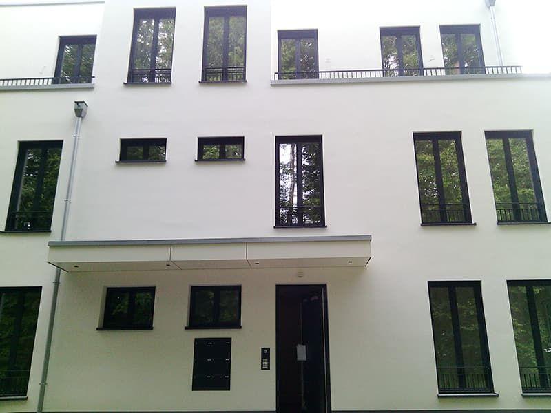 Деревянные окна для пассивных домов