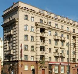 Окна в дом «Сталинки»