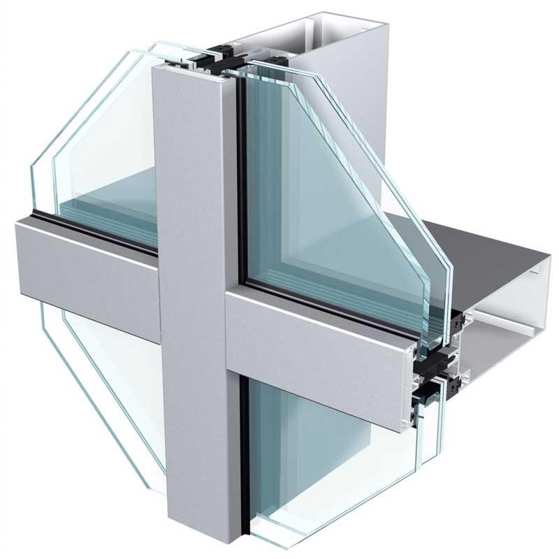 Из алюминиевого профиля