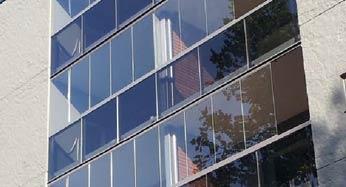Безрамное остекление лоджий и балконов