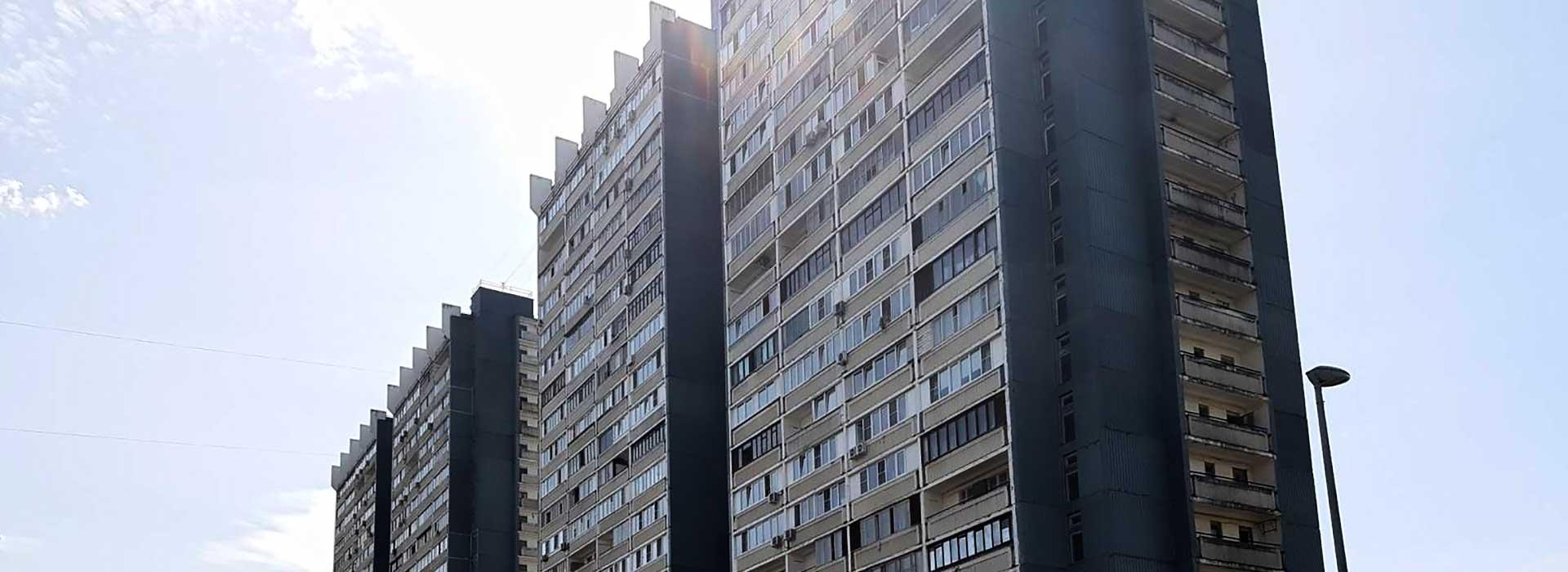 Деревянные окна в дома серии И-700А