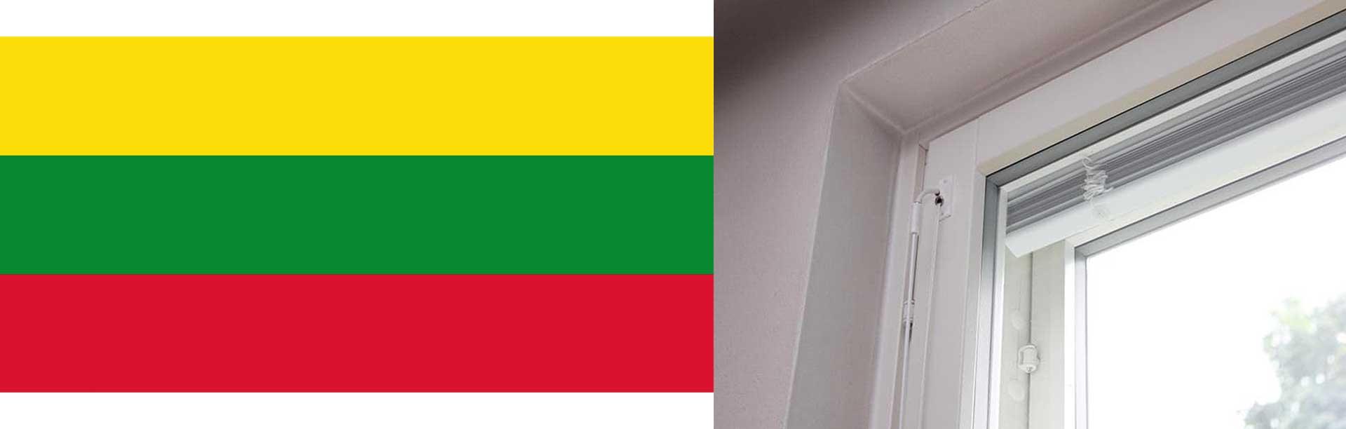 Окна из Литвы