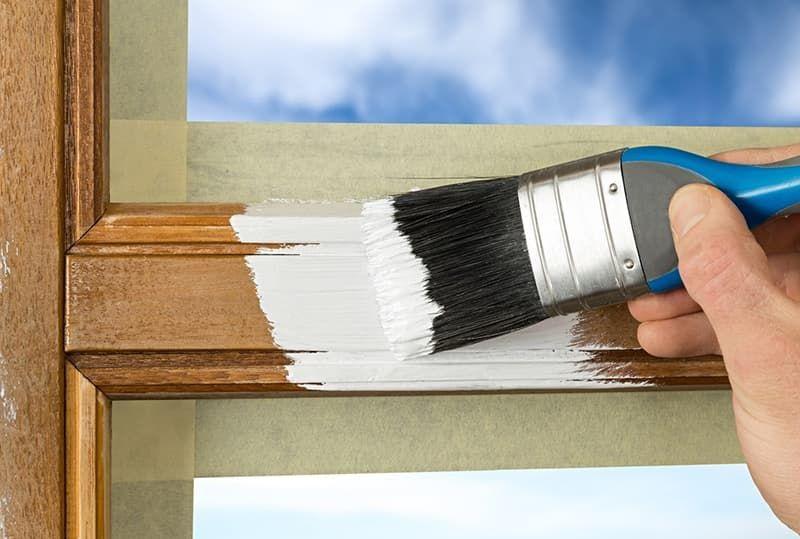 Как ухаживать за деревянными окнами