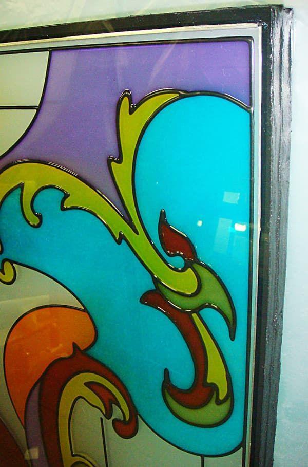 Печать на стекле по технологии CRI