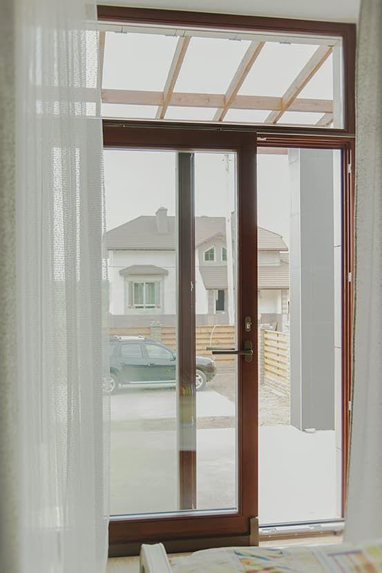 Деревянные двери PSK-Portal