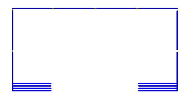 конструкция безрамного остекления Акристалия