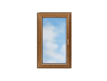 Одностворчатое деревянное окно