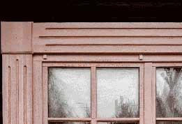 Наличники на деревянные окна
