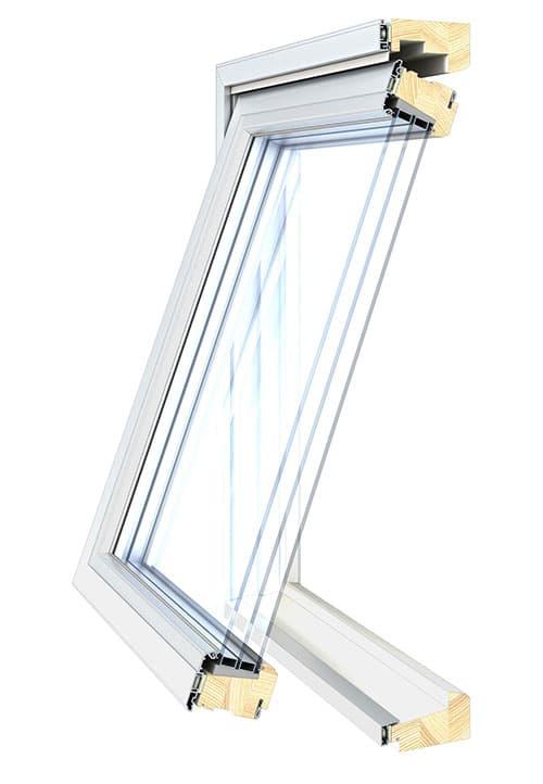 Окна с открыванием наружу