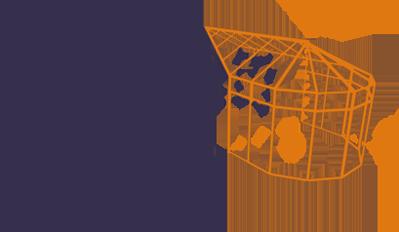 Р-образная форма зимнего сада