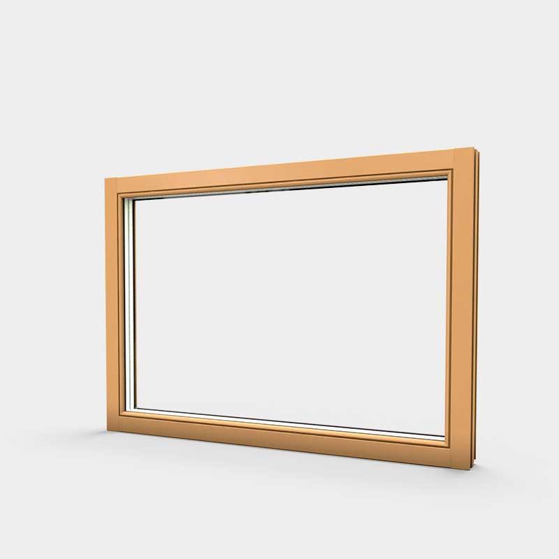 Фиксированные (глухие) окна