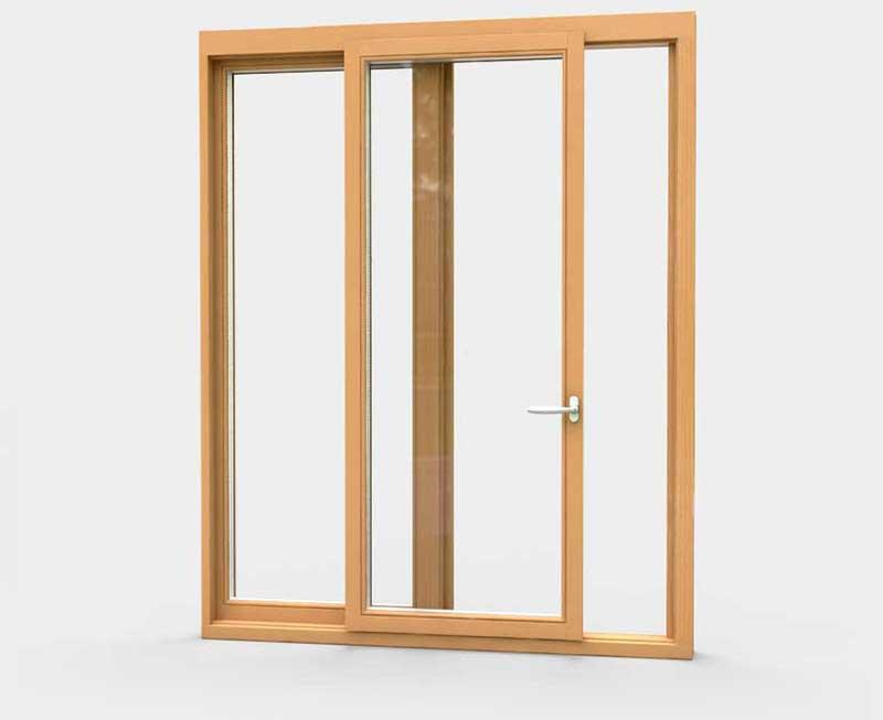 Сдвижные (балконные) окна